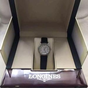 LONGINES浪琴律雅L4.260.4.11.2机械腕表