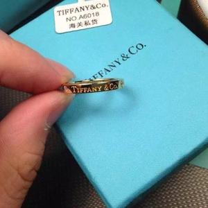 Tiffany蒂芙尼戒指