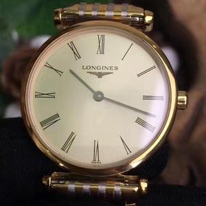 LONGINES浪琴优雅系列L4.209.2.31.7腕表