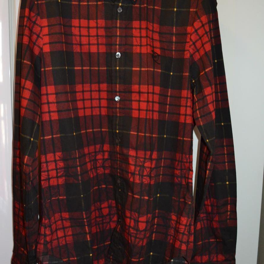 McQueen麦昆男士衬衫