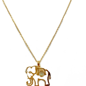 Chopard箫邦项链