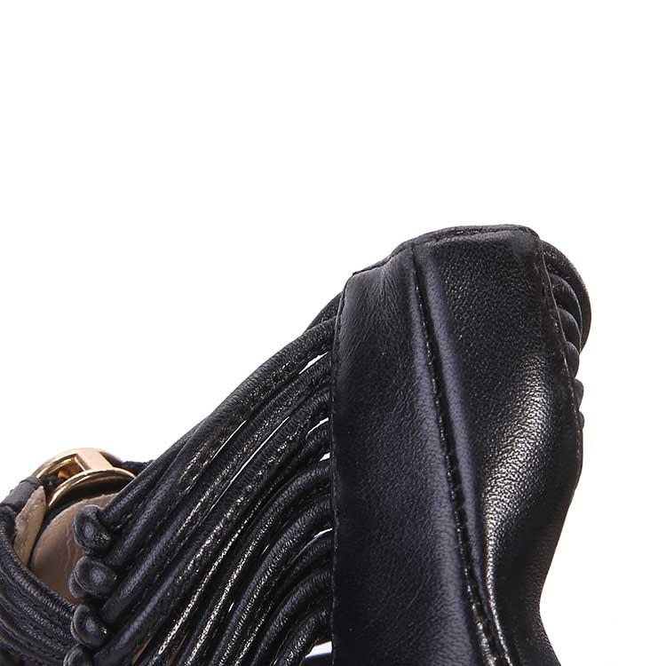 Jimmy Choo周仰杰黑色高跟鞋
