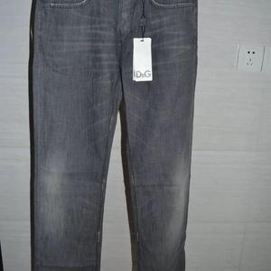 DG杜嘉班纳男士牛仔裤