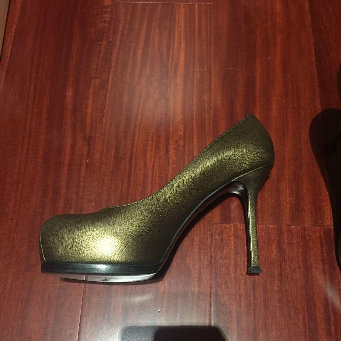 YSL圣罗兰高跟鞋