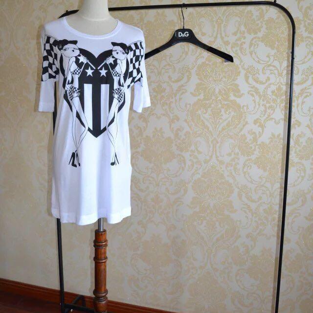 Moschino莫斯奇诺女士T恤