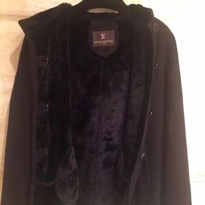 LV路易·威登麂皮外套