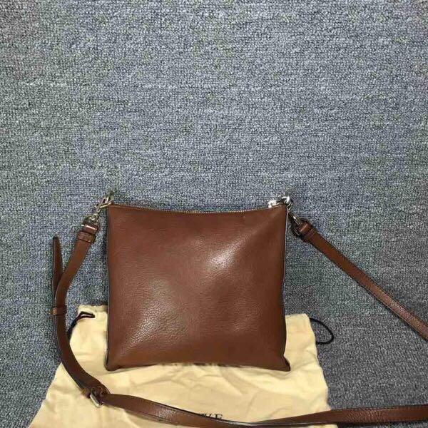Loewe罗意威棕色斜挎包