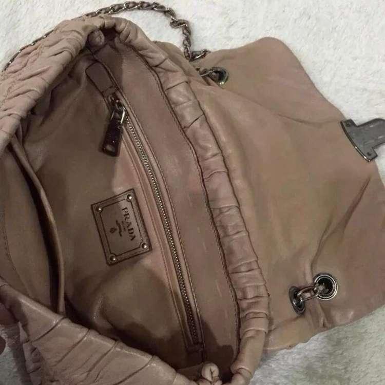 PRADA普拉达女士手提包
