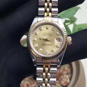 Rolex劳力士女士自动机械腕表