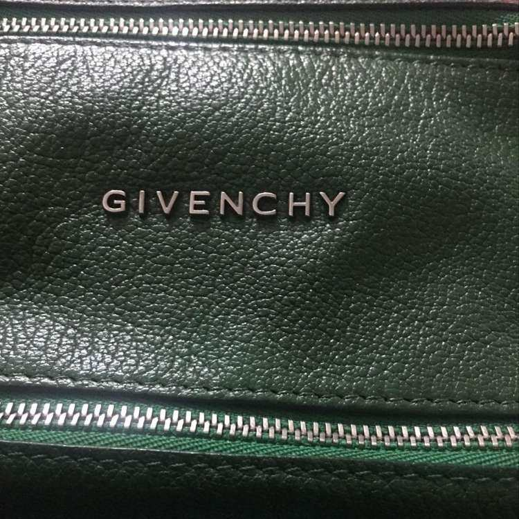 GIVENCHY纪梵希Givenchy绿色潘多拉手包