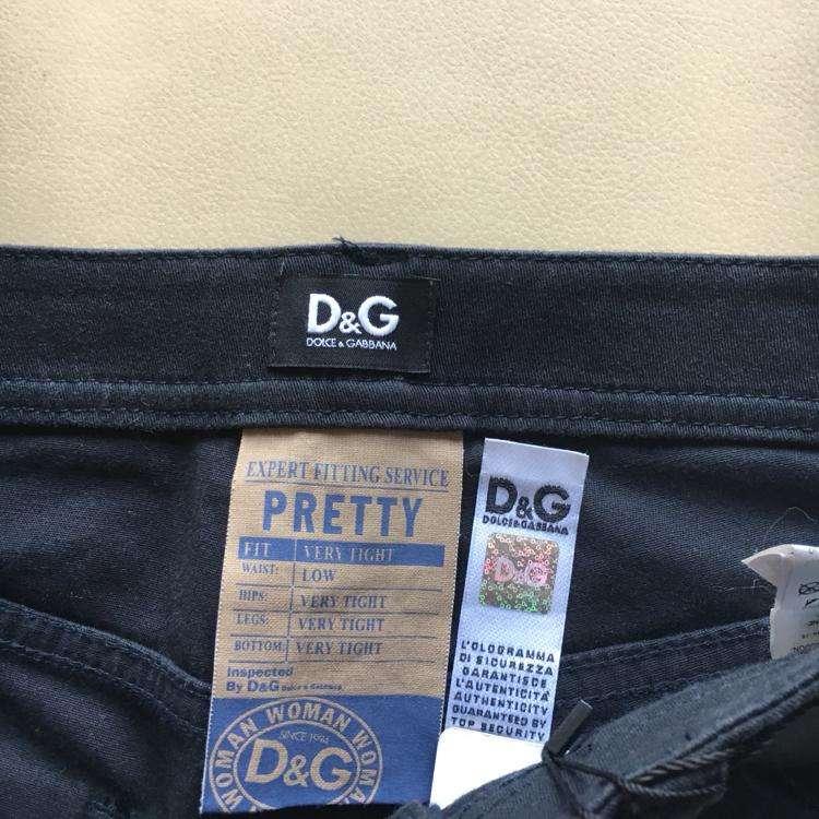 DOLCE&GABBANA杜嘉班纳牛仔裤