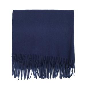Acne Studios 艾克妮蓝色围巾/披肩