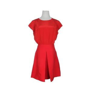 Miu Miu 缪缪红色连衣裙