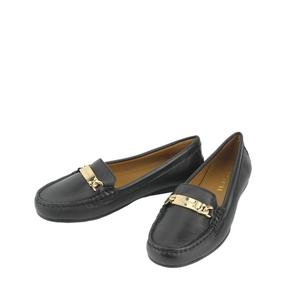 COACH 蔻驰黑色女士平跟鞋