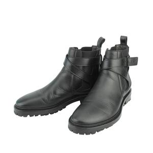 LANVIN 朗雯黑色靴子
