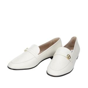 Giorgio Armani 乔治·阿玛尼白色皮鞋