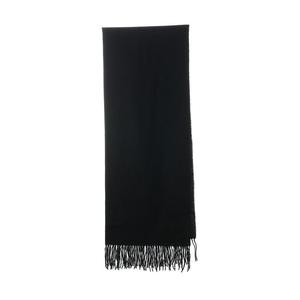Acne Studios 艾克妮黑色针织围巾