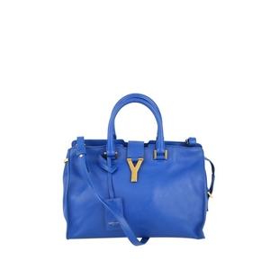Yves Saint Laurent 伊夫·圣罗兰宝蓝色手提包