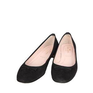 Kate Spade 凯特·丝蓓黑色女士平跟鞋