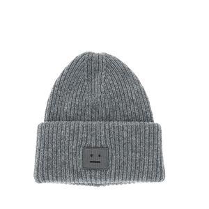 Acne Studios 艾克妮灰色帽子