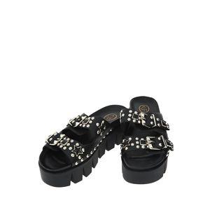 ASH Shoes 艾熙黑色拖鞋