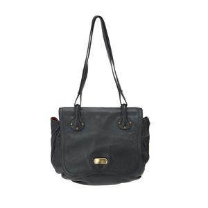 MaxMara 麦丝玛拉黑色手提包