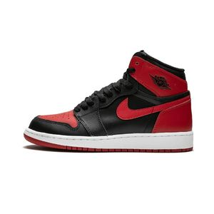 Air Jordan 1 Retro High OG BG黑红