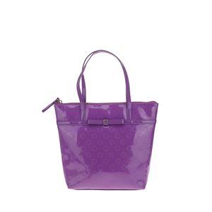 Kate Spade 凯特·丝蓓紫色手提包