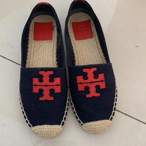Tory Burch 托里·伯奇渔夫鞋