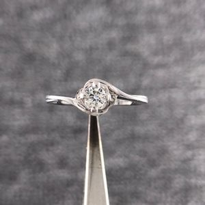Laofengxiang 老凤祥女士钻石戒指