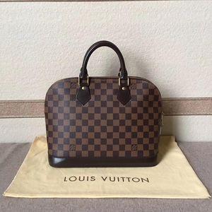 Louis Vuitton 路易·威登棋盘格手提包