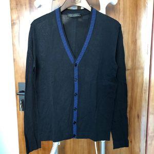 Versace 范思哲主线开衫毛衣针织衫