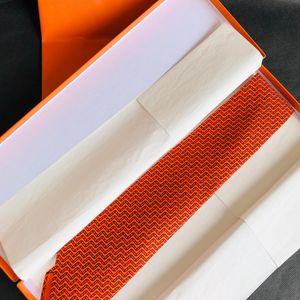 Hermès 爱马仕真丝领带