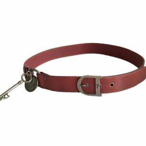 Dior 迪奥钥匙字母皮带腰带