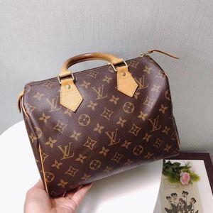 Louis Vuitton 路易·威登老花SP25手提包
