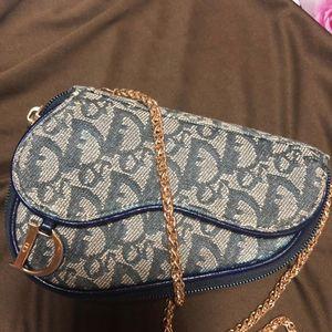Dior 迪奥Mini零钱包手包