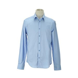Versace 范思哲蓝色衬衫