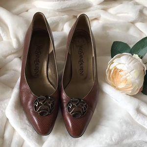 Yves Saint Laurent圣罗兰高跟鞋