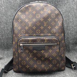 Louis Vuitton 路易·威登老花双肩包