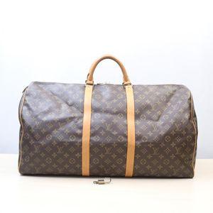 Louis Vuitton 路易·威登老花60号手提旅行包