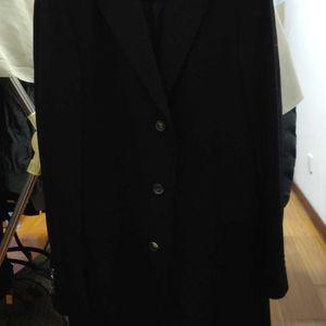 Ferragamo 菲拉格慕男士中长款羊绒大衣
