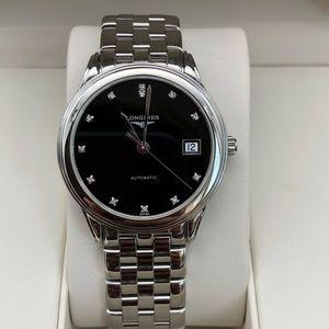 LONGINES 浪琴优雅系列男士自动机械手表
