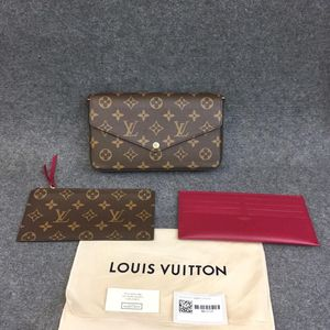 Louis Vuitton 路易·威登老花三合一单肩包