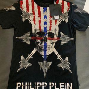 Philipp Plein 菲利普普兰男士短袖