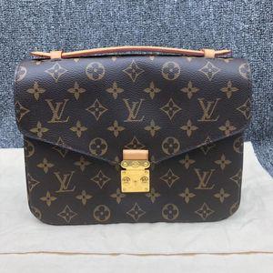 Louis Vuitton 路易·威登老花邮差包