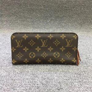 Louis Vuitton 路易·威登经典老花长款钱包