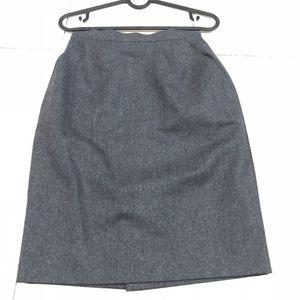 Dior 迪奥深灰色半身裙