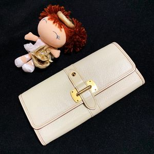 Louis Vuitton 路易·威登苏哈里山羊皮长款钱包