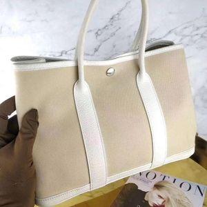 Hermès 爱马仕拼色手提包