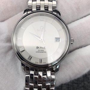 OMEGA 欧米茄4574.31.00蝶飞系列男士自动机械腕表